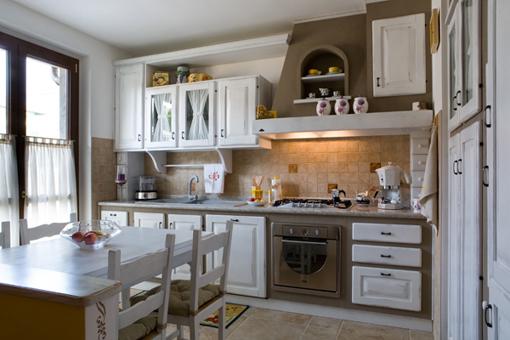 Gli ambienti la cucina bna arredamenti for In cucina arredamenti roletto