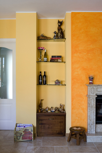 Gli ambienti, il soggiorno   bna arredamenti